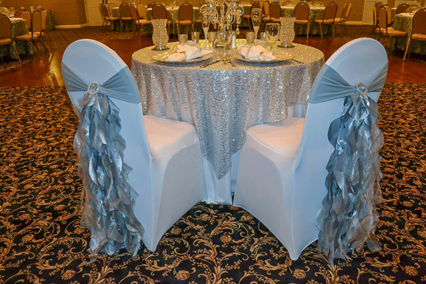 Silverthorn Country Club Wedding Services